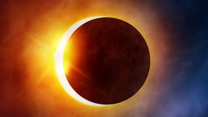 Eclipse solar en junio de 2021. Entérate cómo y cuando verlo.