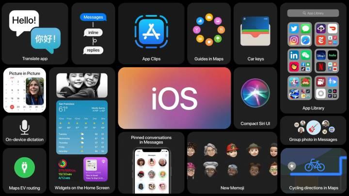iOS 14: todas las novedades del nuevo sistema operativo para iPhone - AS.com