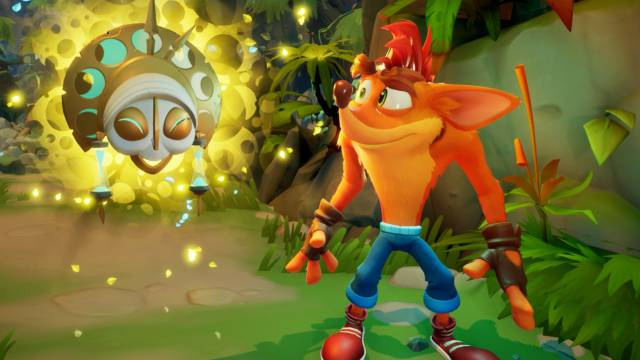 Crash Bandicoot 4: It's About Time presenta su nuevo nivel en una ...