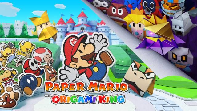 Paper Mario: The Origami King, Impresiones finales. Motivos para el  optimismo - MeriStation