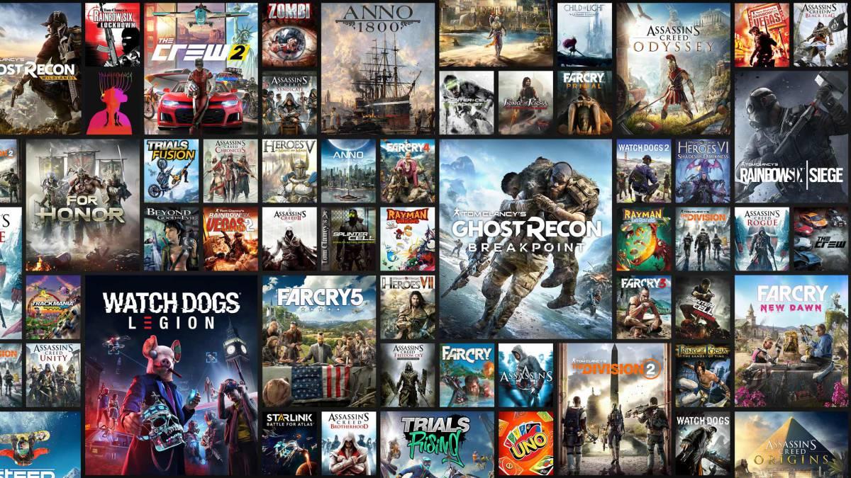Uplay+ gratis durante 7 días: disfruta más de 100 juegos de Ubisoft para PC  - MeriStation