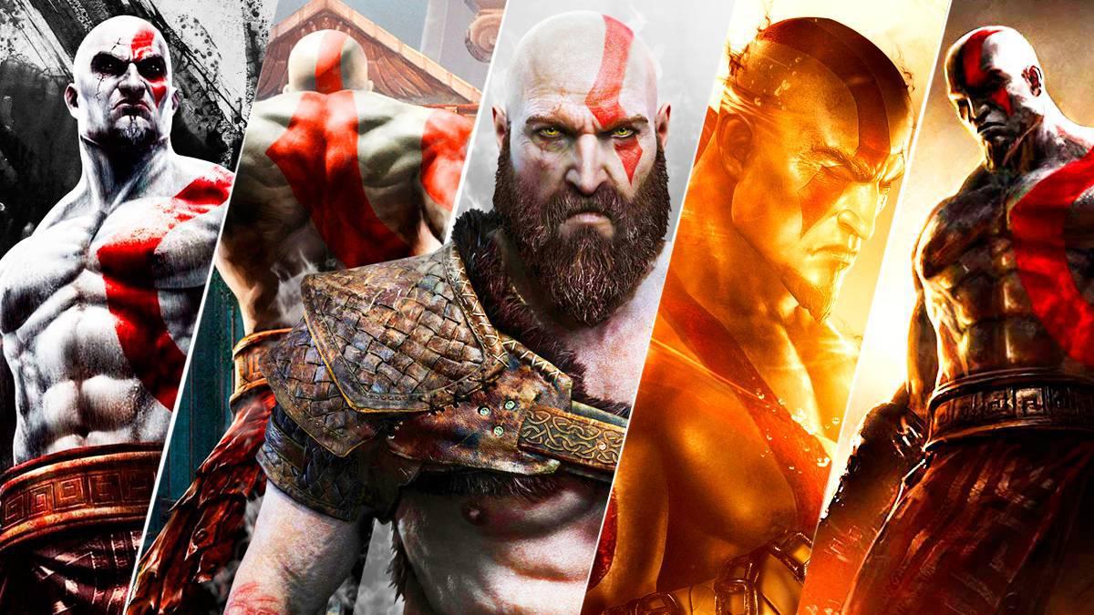 God of War; los mejores juegos de la saga - top 7 - MeriStation