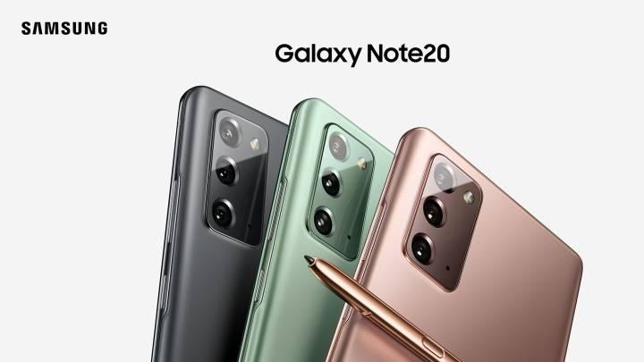 Resumen Galaxy Unpacked: Samsung Galaxy Note 20, Note 20 Ultra, Z Fold 2,  Tab S7 y más - AS.com