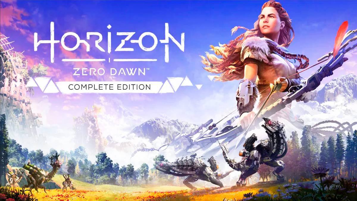 Horizon Zero Dawn,