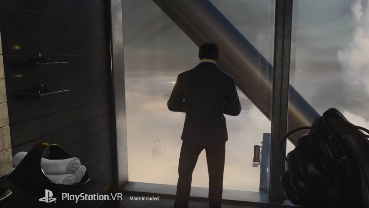 Hitman 3 Trailer Del Modo Para Ps Vr Meristation