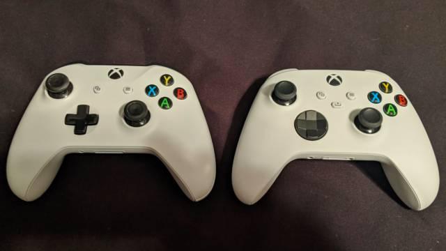 Comparan Los Mandos De Xbox Series X Y Xbox One En Imagenes Pequenas Diferencias Meristation