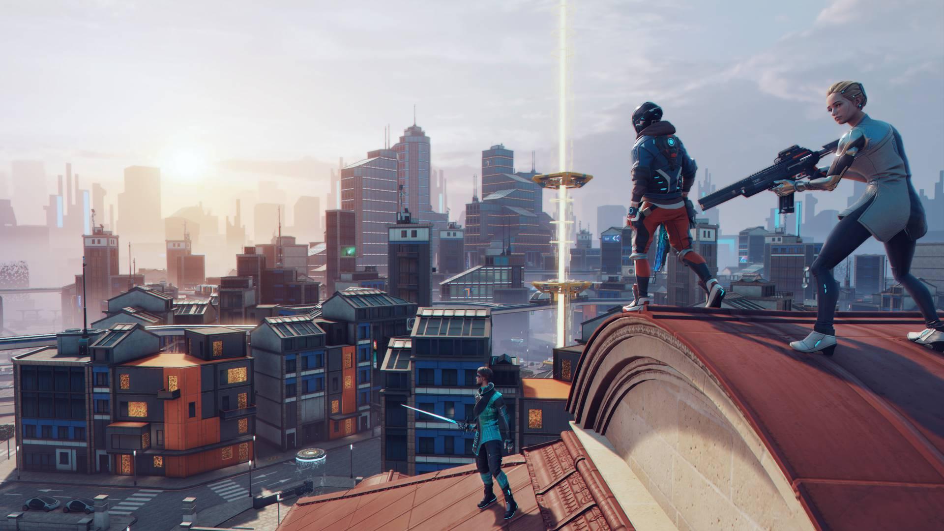 Hyper Scape y la lucha por la corona: así es el nuevo Battle Royale de  Ubisoft - MeriStation
