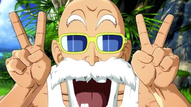 El Maestro Muten Roshi se unirá a Dragon Ball FighterZ; fecha y primer  tráiler - MeriStation