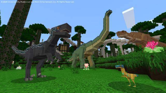 Jurassic World Llega A Minecraft Con Los Dinosaurios Y Personajes Mas Iconicos Meristation Jurassic world 3 contará con la presencia de los actores sam neill, laura dern y jeff goldblum, actores de la primer película de la saga jurásica. jurassic world llega a minecraft con