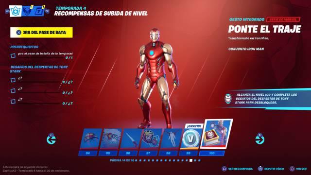Fortnite Doc Skin Fortnite Temporada 4 Nexus Todos Los Skins Y Recompensas Del Pase De Batalla Meristation