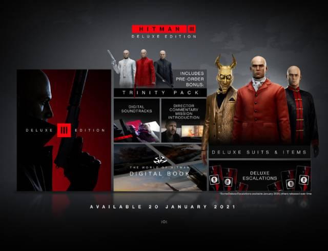 Hitman 3 ofrecerá mejora a PS5 y Xbox Series X en su versión digital; fecha  confirmada - MeriStation