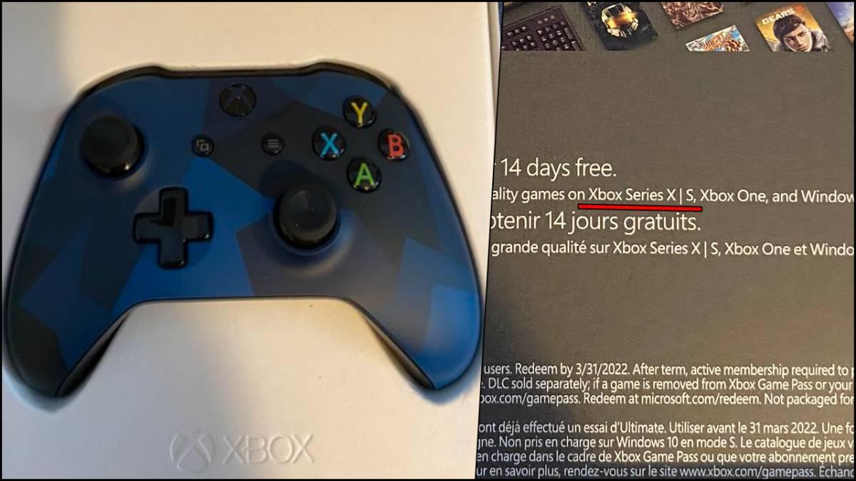 Xbox Series S Mencionada De Nuevo Esta Vez En Una Tarjeta De Xbox Game Pass Meristation