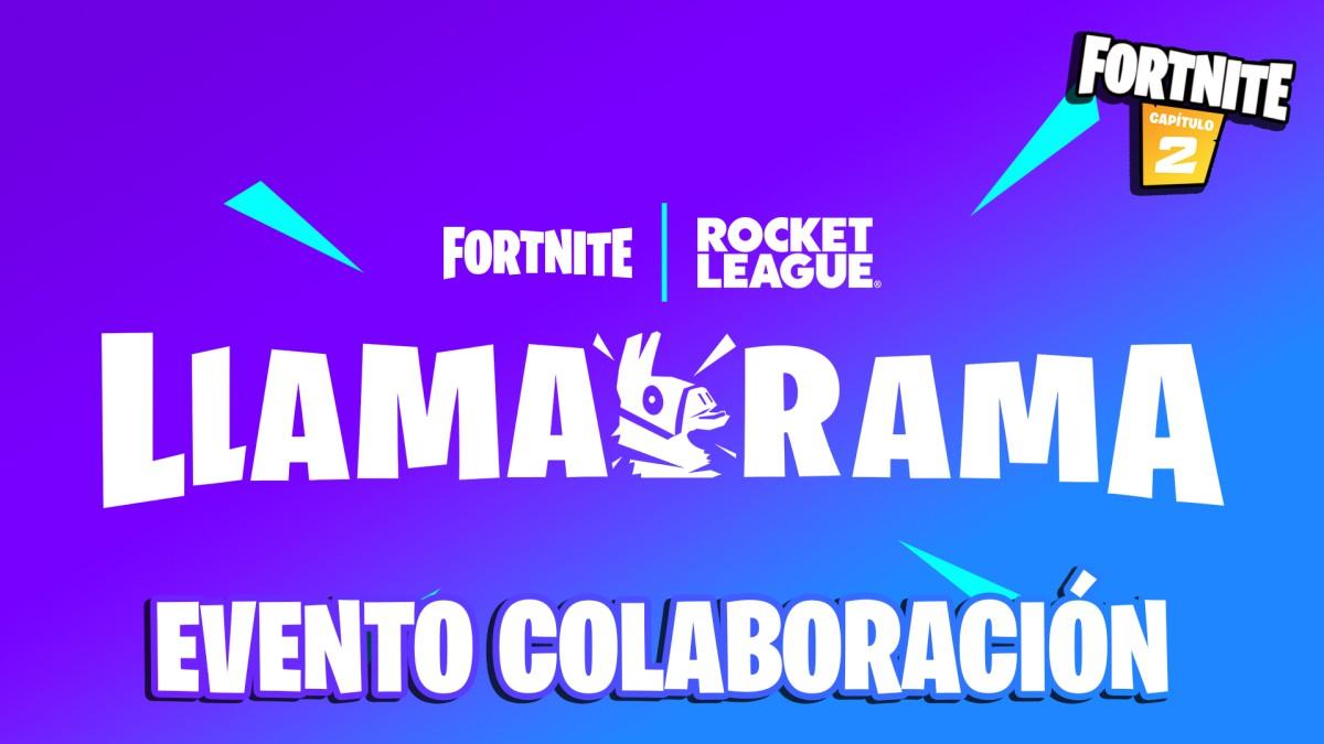 Fortnite y Rocket League presentan Llama-Rama: evento de colaboración -  MeriStation