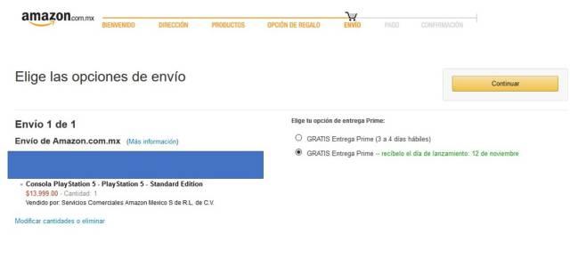Preventa De Ps5 Donde Reservar Playstation 5 En Mexico Amazon Best Buy Walmart Meristation