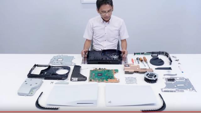 PS5, así es por dentro; Sony desmonta la PlayStation 5 y nos muestra su  hardware - MeriStation