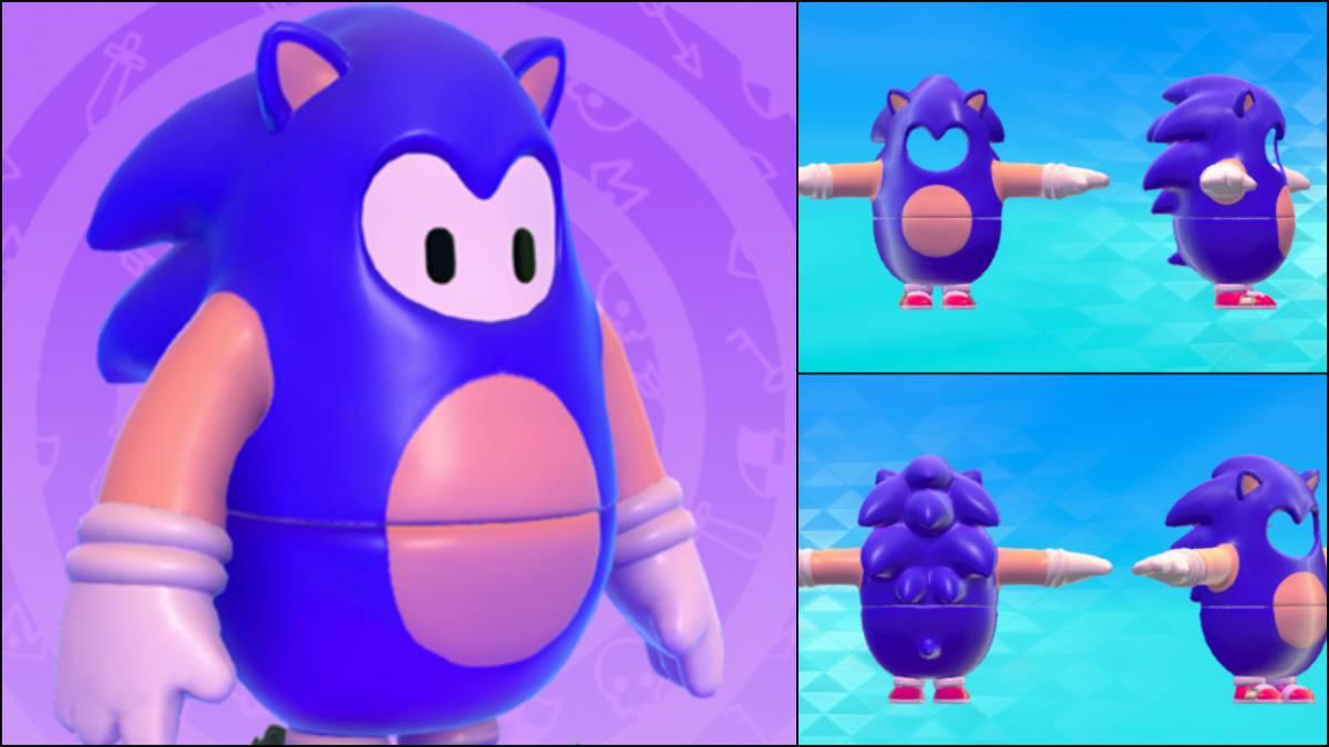 Fall Guys anuncia una skin oficial de Sonic: fecha y detalles - MeriStation