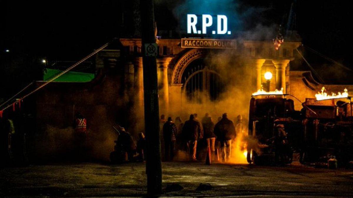 Resident Evil: se filtran imágenes del rodaje de su nueva película -  MeriStation