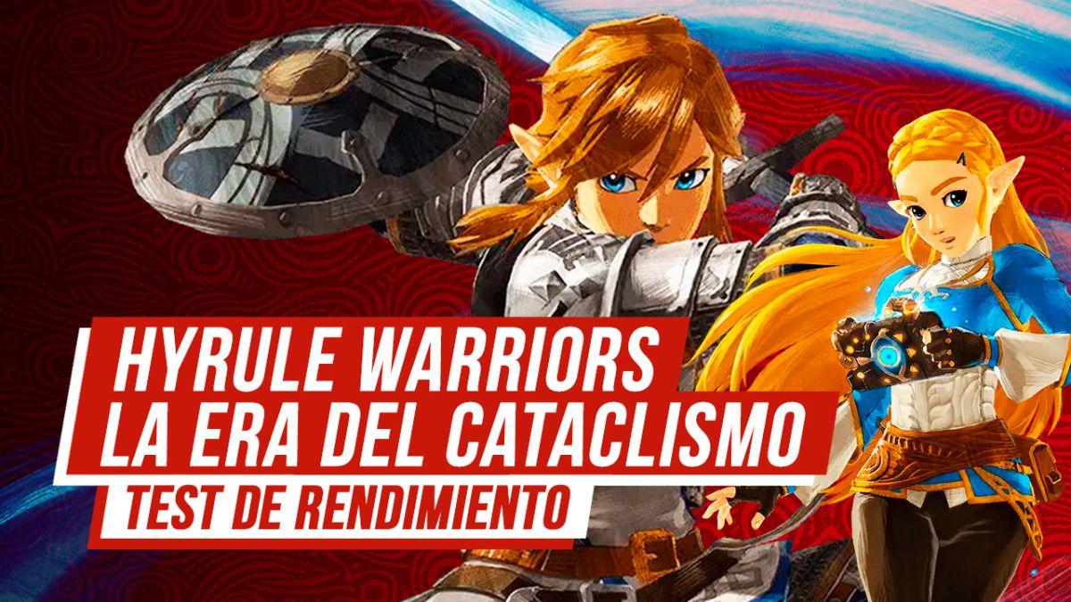 Test De Rendimiento Asi Funciona El Framerate De Hyrule Warriors La Era Del Cataclismo Meristation