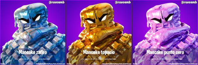 Chopy Jr Fortnite Skin Fortnite Temporada 5 Como Conseguir Los Skins Zafiro Topacio Y Punto Cero Meristation
