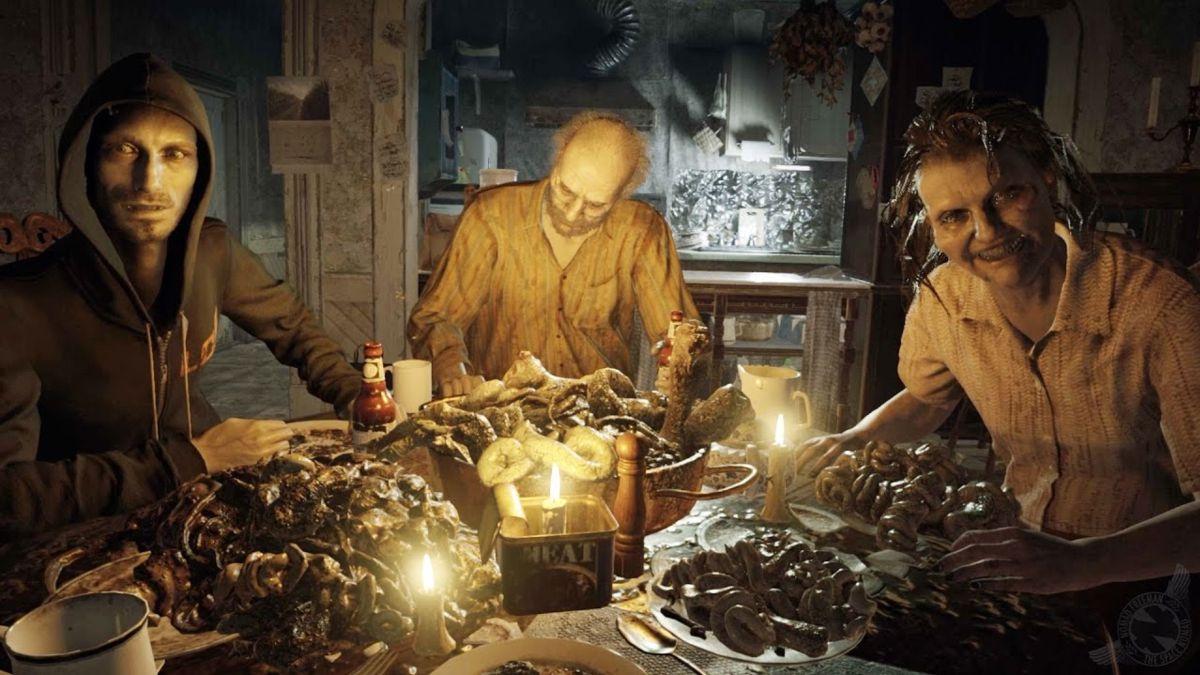 Resident Evil 7 muestra los diseños de la familia Baker que nunca se  utilizaron - MeriStation