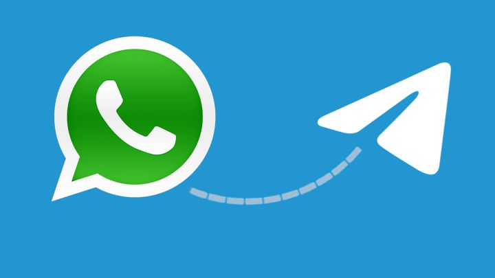 Cómo pasar de WhatsApp a Telegram - AS.com