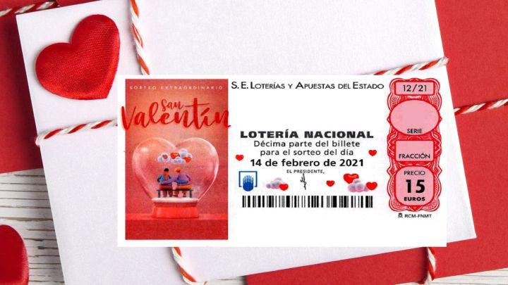 Lotería Nacional Del Sorteo De San Valentín 2021 Dónde Comprar Online Mejores Apps Y Webs As Com