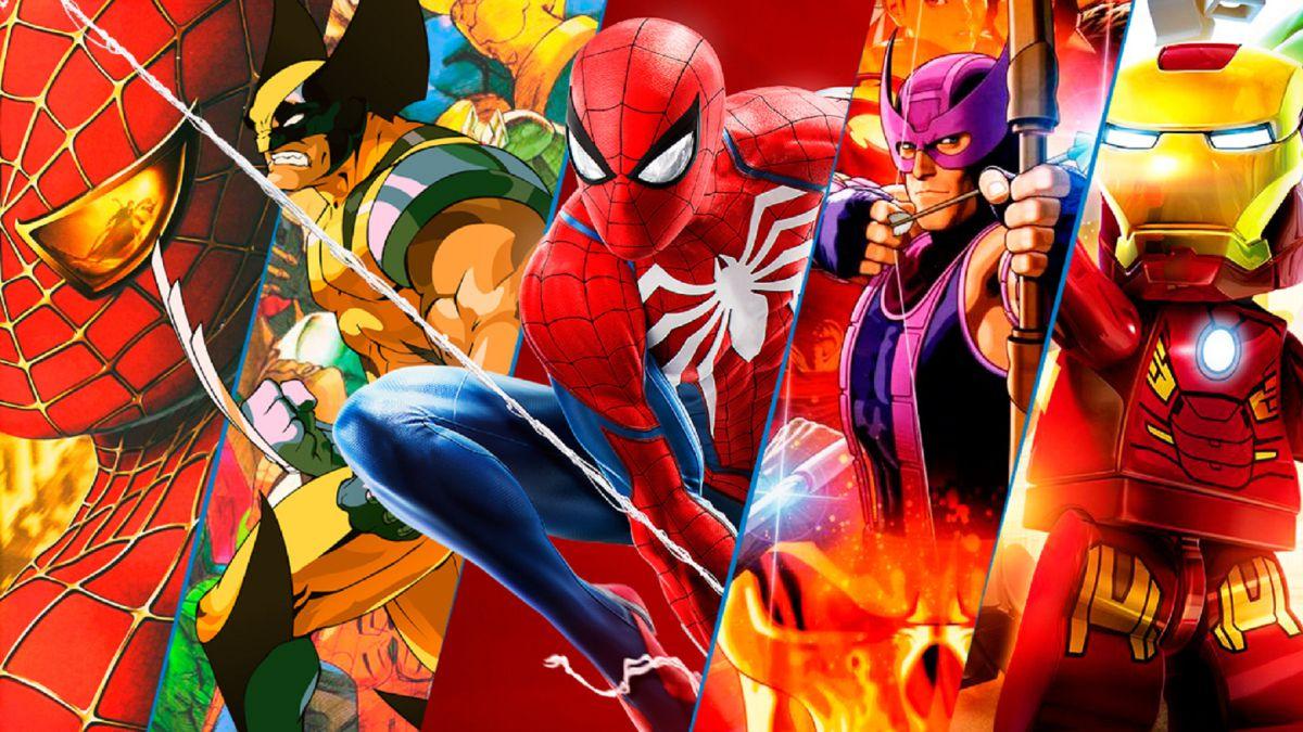 Los mejores juegos de Marvel: superhéroes para el recuerdo - MeriStation