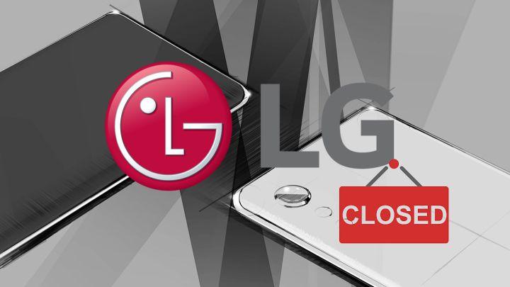 LG cierra su división móvil: ¿Qué pasará si tienes un móvil LG? - AS.com