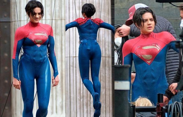 Primeras imágenes oficiales y filtradas de Supergirl en The Flash: así luce Sasha  Calle con el traje - MeriStation