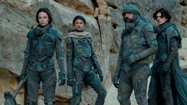 Dune confirma fecha de estreno en España: llegará más de un mes antes que  en Estados Unidos - MeriStation