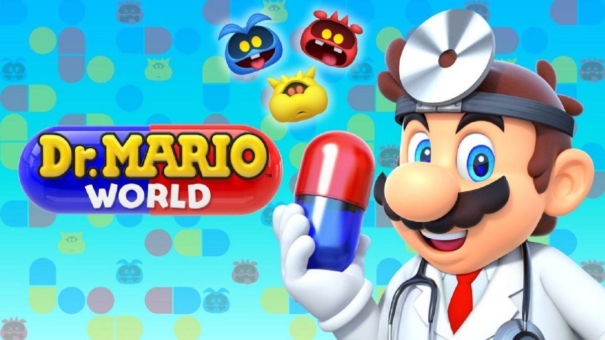 Dr. Mario World cerrará el próximo mes de noviembre - MeriStation