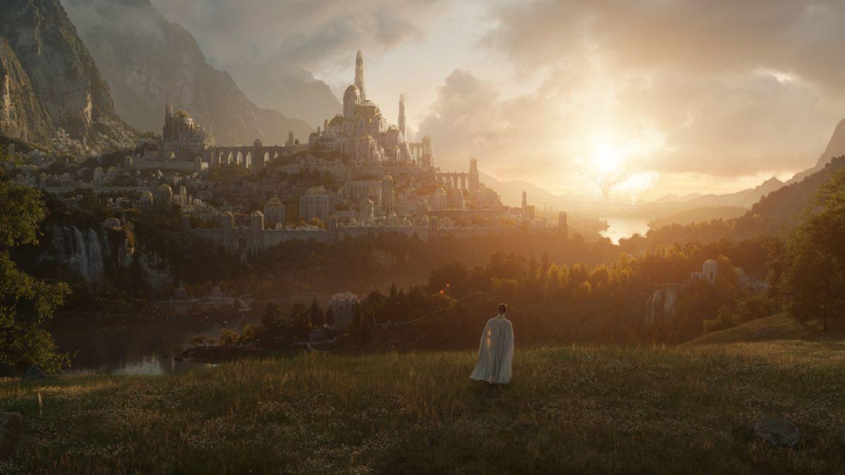 La serie de El Señor de los Anillos de Amazon Prime confirma fecha de  estreno; rodaje completado - MeriStation