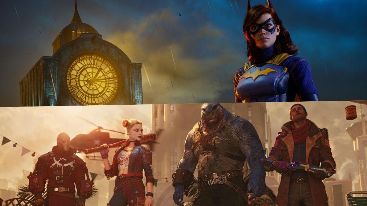 nuevo adelanto de Suicide Squad: Kill the Justice League y Gotham Knights
