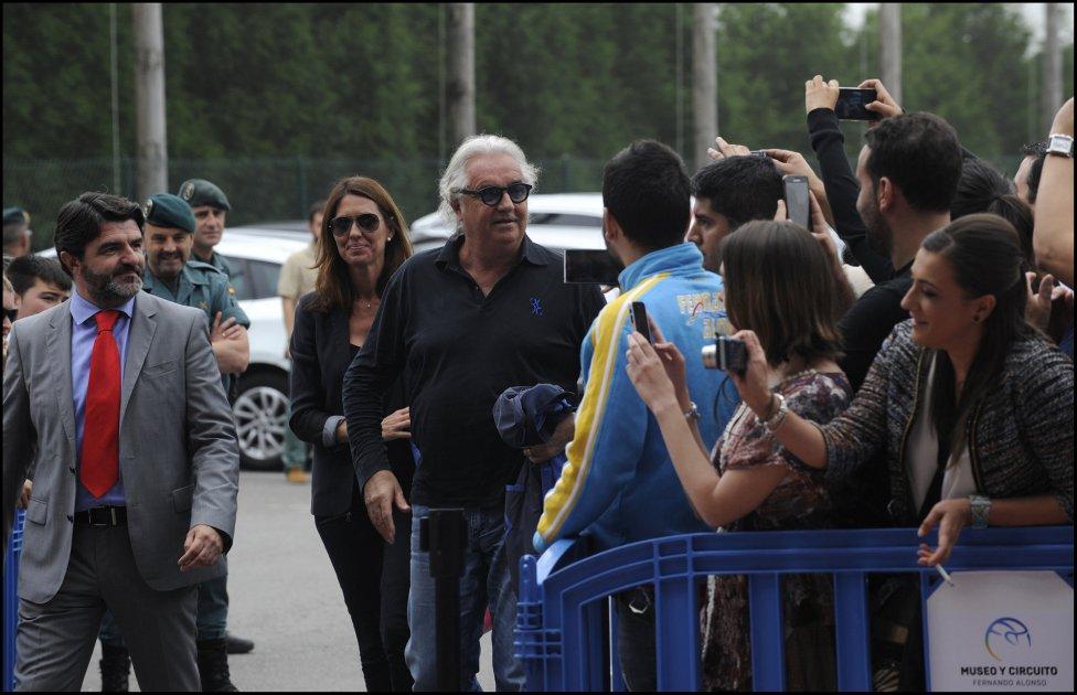 Circuito Fernando Alonso Oviedo : Fórmula fernando alonso inaugura su museo y circuito en oviedo