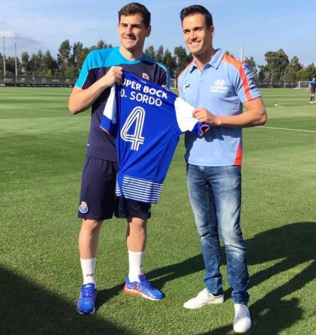 RALLYS: Dani Sordo visitó a Iker Casillas - AS com