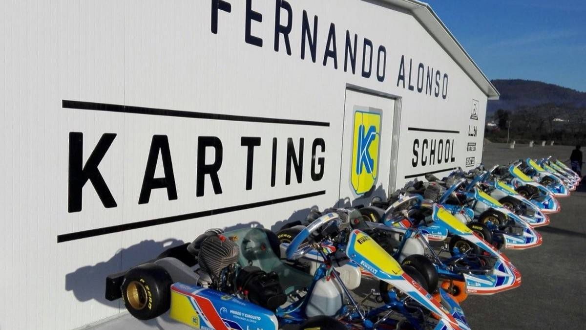 Circuito Fernando Alonso Posada : Automovilismo la fia deja al circuito de alonso sin la élite del