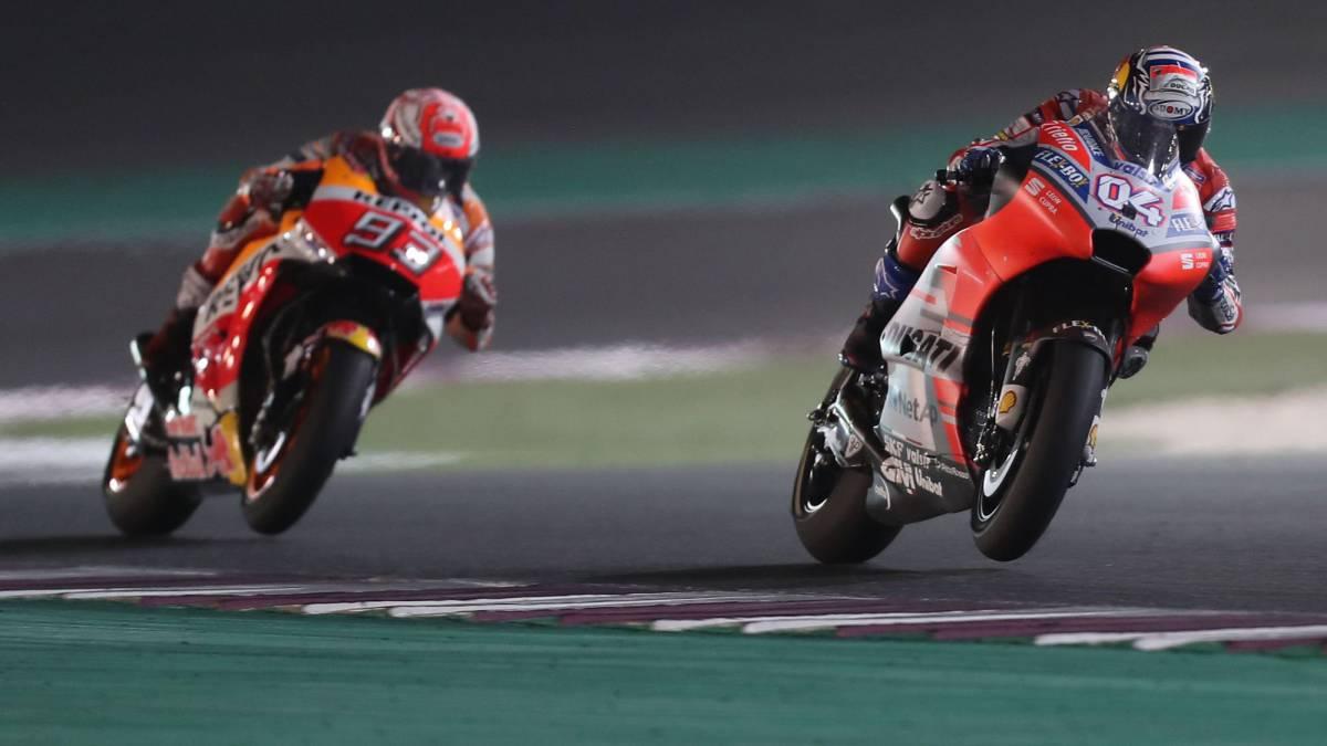 Resumen de la carrera MotoGP Qatar 2018 en Losail - AS.com