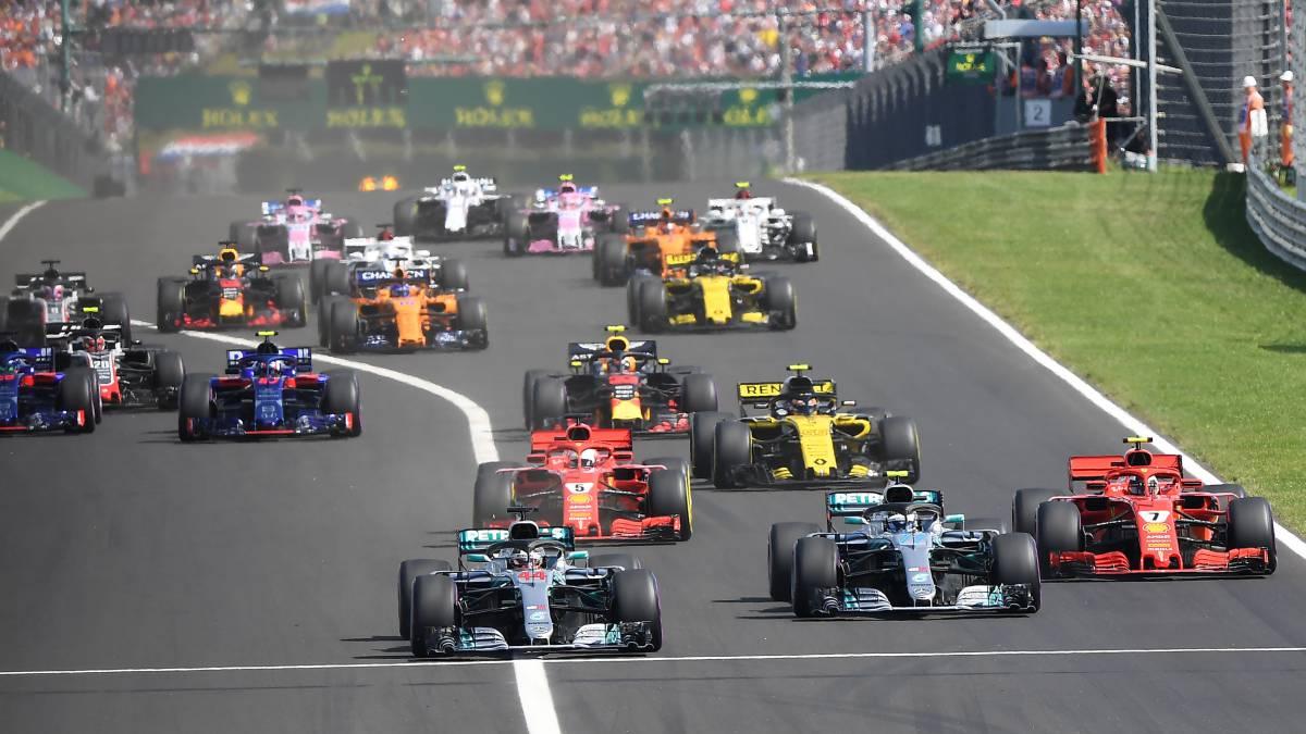 Calendario De Formula 1 2019.F1 I Ya Hay Calendario Para 2019 A Falta De Aprobacion De La