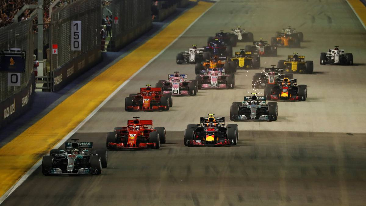 (SANCIONES F1): GP DE SINGAPUR 20/09/19 1537095666_025073_1537107346_noticia_normal