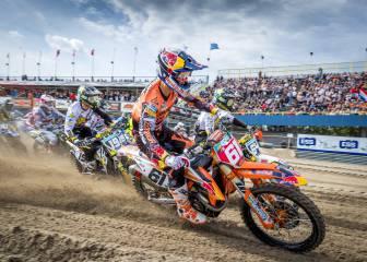 Motocross Jorge Prado Entreno Con Cairoli Y Le Faltan