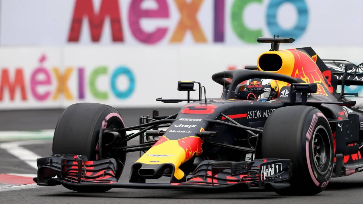 Calendario F1 2020 Horarios.Gp De Mexico De F1 Horarios Tv Y Donde Ver Online La Carrera As Com