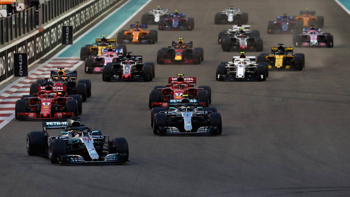 Así Queda La Parrilla De F1 2019 Force India Oficializa A Stroll As Com