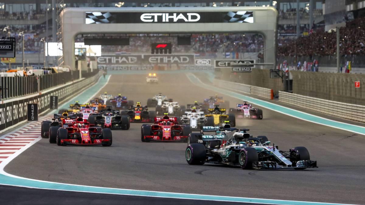 Calendario Formula1.La F1 Confirma El Calendario 2019 As Com