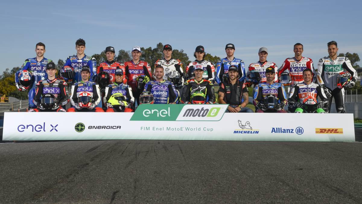 Calendario Gp.Calendario El Campeonato De Moto E Echara A Rodar En El Gp