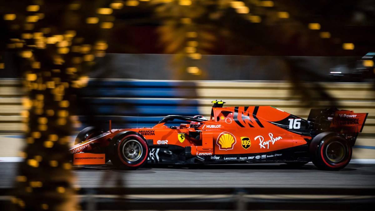 Calendario F1 2020 Horarios.F1 Hoy Horario Canal De Tv Y Como Ver Online El Gp Bahrein As Com