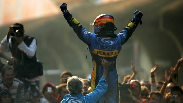 Alonso vuelve a F1 en Renault: todas las reacciones del fichaje - AS.com