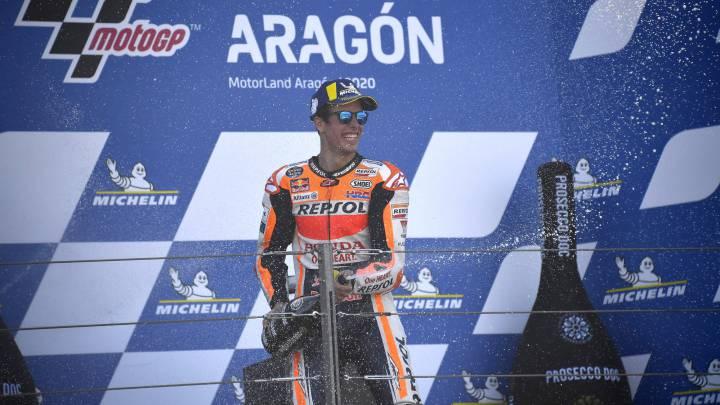 MotoGP | El equipo LCR Honda se frota las manos con Álex Márquez - AS.com