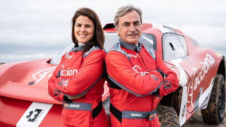 Automovilismo | Carlos Sainz y Laia Sanz, una dupla de lujo para Extreme E  - AS.com