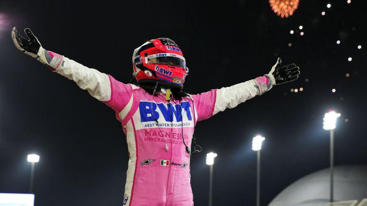 Checo Pérez firma con Red Bull y continuará en la Fórmula 1 para 2021