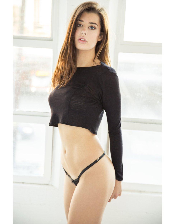 Playboy Sin Desnudo La Increíble Mirada Sarah Mcdaniel Abre La